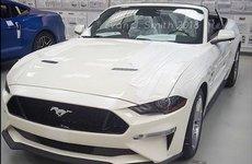 Chiếc Ford Mustang thứ 10 triệu chính thức xuất xưởng tại Michigan