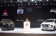 MPV 7 chỗ Mitsubishi Xpander chính thức ra mắt tại Việt Nam, giá từ 550 triệu đồng
