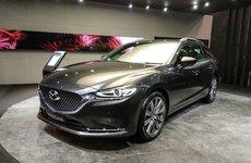 Mazda 6 2018 nâng cấp mới giá 892 triệu cập bến Indonesia, sắp về Việt Nam