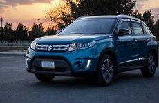 Suzuki Vitara tại một số thị trường sẽ phải mang thêm logo của Toyota
