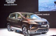 Vừa ra mắt Việt Nam, Mitsubishi lập tức đẩy mạnh sản xuất MPV Xpander 2018