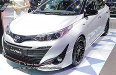 Toyota Vios TRD Sportivo đã có mặt tại Indonesia, bỏ ngỏ Việt Nam