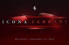 Ferrari hé lộ thời gian ra mắt siêu xe mới trên MyFerrari