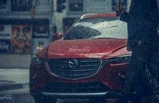 Mazda CX 3 về Việt Nam giá bao nhiêu?