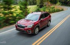 Subaru Forester 2019 tăng giá nhưng chất hơn