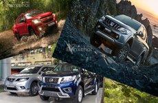 Xe bán tải nào rẻ nhất Việt Nam?
