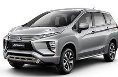 Mitsubishi Xpander 2018 có giá chưa đến 600 triệu đồng tại Thái Lan, rẻ hơn Việt Nam