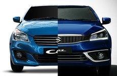 Suzuki Ciaz 2019 mới ra mắt khác gì so với người tiền nhiệm?