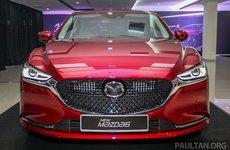 Cận cảnh Mazda 6 2018 facelift tại lễ ra mắt khách hàng Malaysia