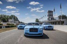Rolls-Royce đưa 4 phiên bản Cullinan đặc biệt tới Pebble Beach