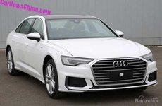 Audi A6L 'cao kều' được vén màn