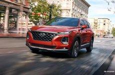 Tháng 7/2018: Hyundai Santa Fe 2019 sắp về Việt tiếp tục thống trị thị trường Hàn