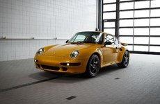 Khám phá chiếc Porsche 911 Turbo đời 993 duy nhất trên thế giới