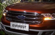 Giá lăn bánh Ford Everest 2018 mới ra mắt Việt Nam, cao nhất hơn 1,6 tỷ đồng