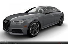 Audi A4 Ultra Sport - Xe Audi cuối cùng có hộp số sàn?