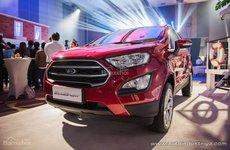 Ford EcoSport 2018 cập bến Philippines, không còn số ly hợp kép