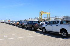 Doanh số xe bán tải bị loại khỏi 'Top xe bán chạy nhất' Việt Nam