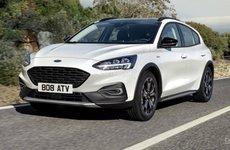 Ford Focus Active bỏ mộng xuất khẩu do căng thẳng Trung - Mỹ