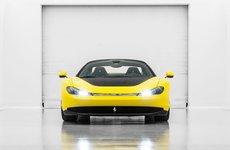 Lăn bánh hơn 100km, siêu xe hàng hiếm Ferrari Sergio ra giá gần 95 tỷ đồng