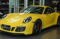 Cận cảnh Porsche 911 Carrera GTS thứ 2 tại Việt Nam trị giá hơn 8 tỷ đồng