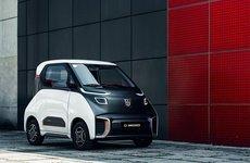 Soi chi tiết mẫu ô tô điện Baojun E200 giá chỉ 240 triệu đồng