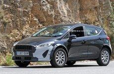 Ford EcoSport thế hệ mới âm thầm chạy thử?