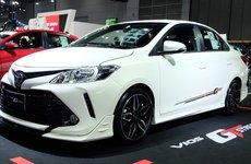 Ngắm Toyota Vios GT Street phiên bản đặc biệt giá 23.000 USD