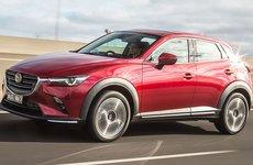 Mazda CX-3 2020 sẽ có thiết kế lớn hơn?