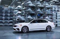 Volkswagen Passat sắp ra mắt vào năm tới sẽ có bản hybrid