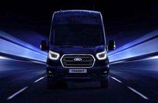 Ford Transit hybrid chuẩn bị ra mắt, hiên đại hơn