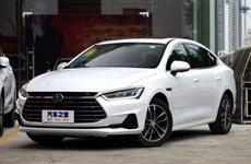 Pro BYD Qin: sedan đẹp nhất Trung Quốc có giá 350 triệu đồng