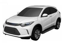 Xe điện Honda HR-V EV lộ diện, chỉ dân Trung Quốc mới được dùng