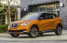 Nissan Kicks 2018 chưa đạt đánh giá an toàn cao nhất từ IIHS