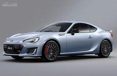 Vén màn Subaru BRZ facelift với hệ thống treo mới