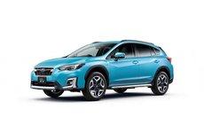 Subaru XV thêm phiên bản hybrid e-Boxer tại Nhật Bản