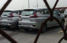 Cận cảnh lô xe Mitsubishi Xpander 2018 đầu tiên cập cảng Hải Phòng