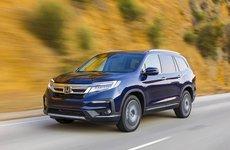 Đánh giá xe Honda Pilot 2019 nâng cấp