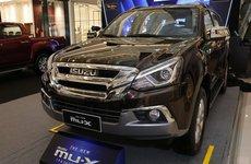 Isuzu mu-X 2018 mới giá rẻ nhất thị trường chính thức ra mắt khách hàng Việt