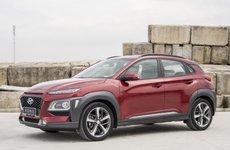 Danh sách ''Xe của năm 2019'' tại Bắc Mỹ có tên Hyundai Kona