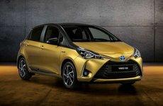 'Sinh nhật' 20 tuổi, Toyota Yaris có bản kỷ niệm màu vàng chóe