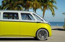 Volkswagen lộ nền tảng xe điện mới
