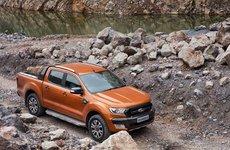 Ford Ranger 2018 đang trên đường về đại lý, phiên bản XLT bị lộ giá tạm tính