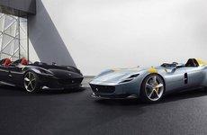 Ferrari Monza ra mắt 2 phiên bản đặc biệt mang sức mạnh 'đàn anh'