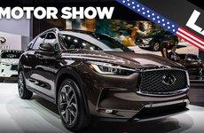 Triển lãm Los Angeles Motor Show 2018 sẽ có đến 50 mẫu xe mới ra mắt