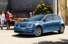 Volkswagen Golf 2019 có động cơ mới với giá thành tăng nhẹ