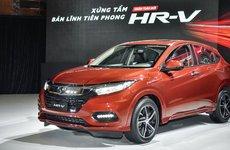Đánh giá xe Honda HR-V 2019 phiên bản L 1.8 CVT vừa ra mắt Việt Nam