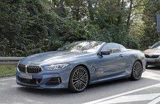 BMW 8-Series Convertible rục rịch chuẩn bị cho sự kiện ra mắt đầu năm 2019