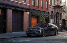 Cadillac CT6 V sẽ là mẫu xe đầu tiên trong dòng sản phẩm hiệu suất V của Cadillac