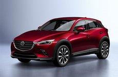 Soi chi tiết Mazda CX-3 2020 trước ngày ra mắt