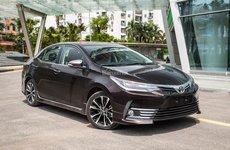 Toyota Corolla Altis 2019 bản nâng cấp mới sắp trình diện khách Việt